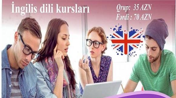 İngilis-dili kursları müxtəlif səviyyələrdə mükəmməl metodika ilə tədris olunur - 1
