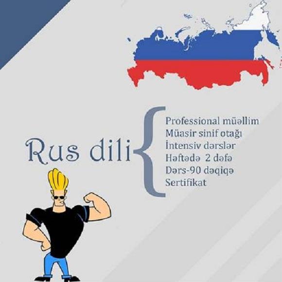 Rus dili proqramında istədiyiniz nəticəni əldə edin - 1