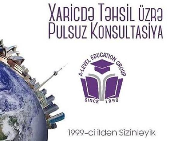 Xaricdə təhsil üzrə pulsuz konsultasiya - 1