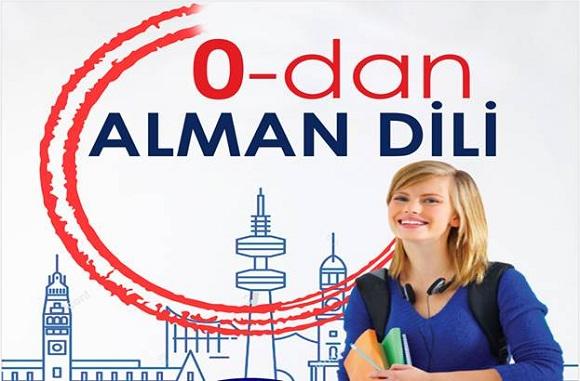 ALMAN DİLİ dərslərindən yeni qruplara qeydiyyat! - 1