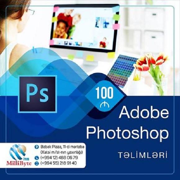 Peşəkar Photoshop təlimləri - 1