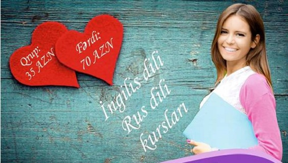 İngilis dili & Rus diili kursları - 1