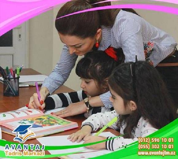 Uşaqlar üçün sərfəli xarici dil dərsləri - 1