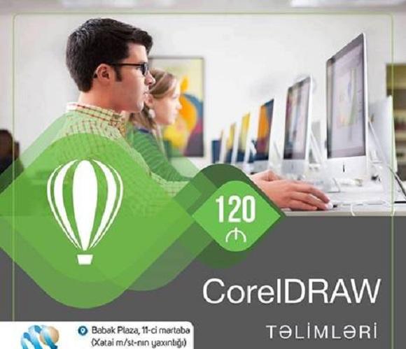 Profesional dizaynerlər Corel Draw bilməlidir - 1