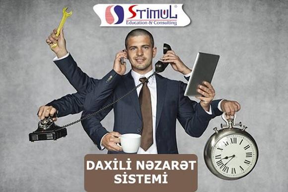 """""""Daxili Nəzarət"""" Sistemi ("""