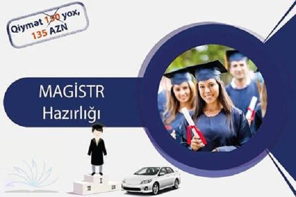 Magistr Hazırlığı - Vision Academy - 1
