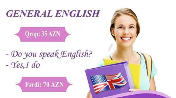 General English bizdə sərfəlidir - 1