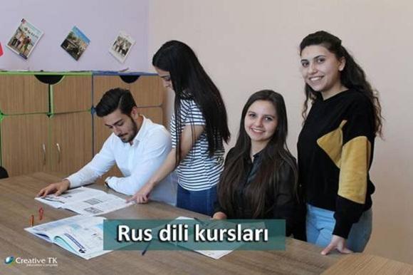 Rus dili kurslarımıza qeydiyyat davam edir - 1