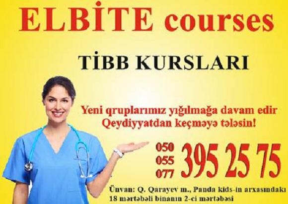 Tibb kurslarına yeni qruplar yığılır - 1
