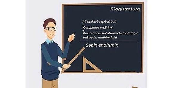 Magistratura I tur hazırlığı üçün endirimlər - 1