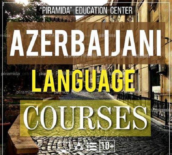 Azerbaijani Language Courses - 1