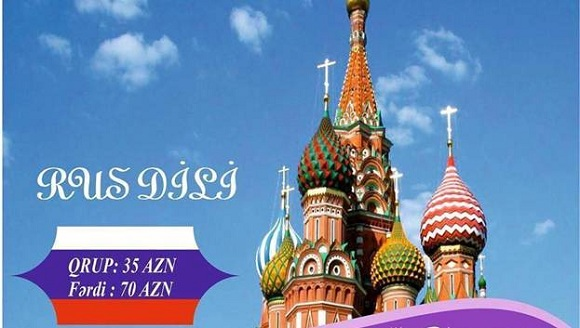 Rus dili kurslarına qəbul davam edir - 1