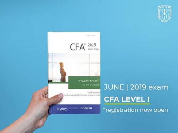 CFA Level I imtahanının hazırlıq kursuna qəbul başladı - 1