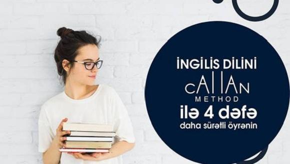 """İngilis dilini """"Callan"""" metodu ilə daha effektiv öyrənin - 1"""