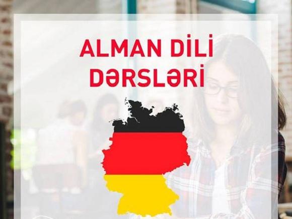 Alman dili tədrisi ümumilikdə - 1