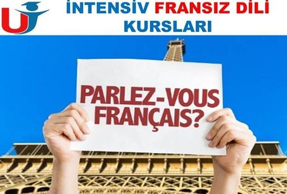 İntensiv fransız dili kurslarına start verildi - 1