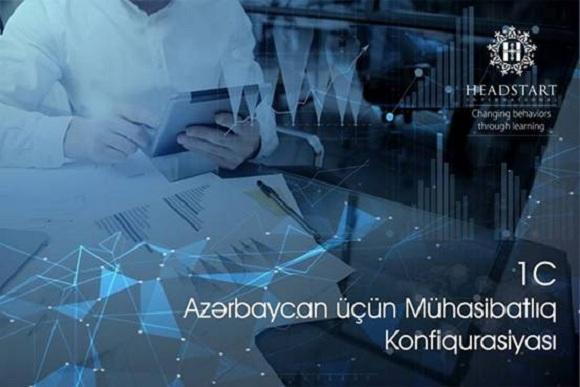 1C Azərbaycan üçün Mühasibatlıq Konfiqurasiyası təlimi - 1