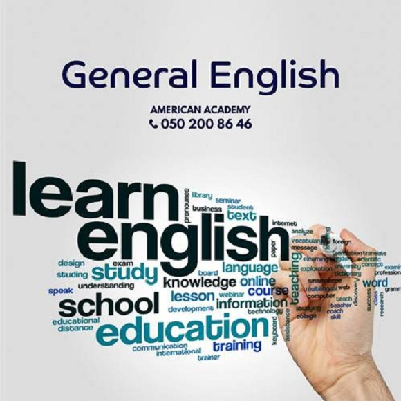 General English American Academy ilə - 1
