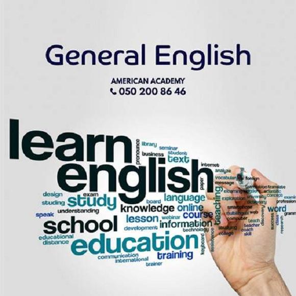 General English American Academy ilə