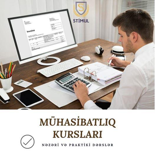 Mühasibatlıq kursları (nəzəri və praktiki) - 1