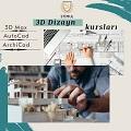 3D dizayn kursları (3D max, AutoCAD, ArchiCad)