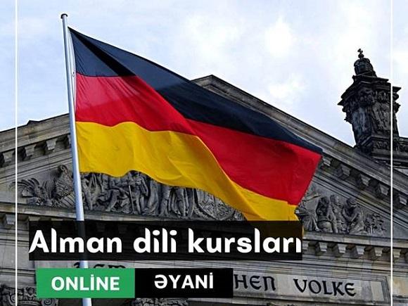 Alman dili oyrənmək lazımdır - 1