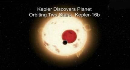 İki günəşli planet aşkar edilmişdir - 1