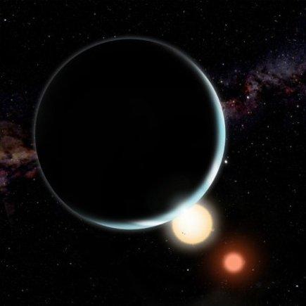 İki günəşli planet aşkar edilmişdir - 2