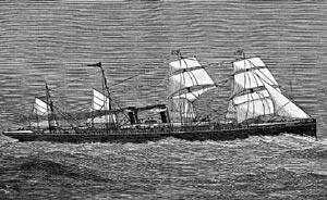 İlk buxar gəmisini kim tikib? - 1