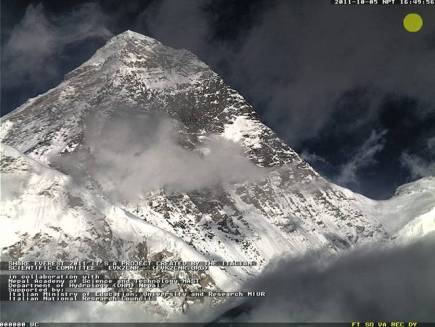 İndi Everesti hər zaman seyr etmək mümkündür - 4