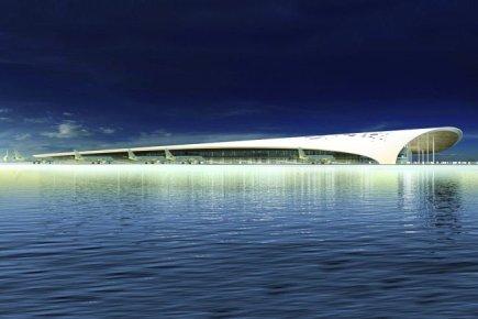 Maldiv adalarında möhtəşəm hava limanı inşa edəcək - 1