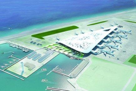 Maldiv adalarında möhtəşəm hava limanı inşa edəcək - 2