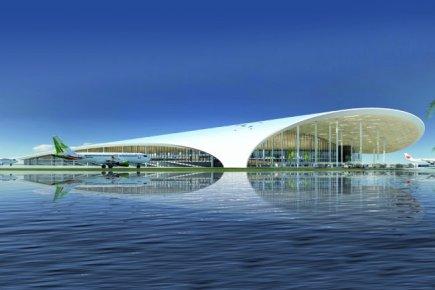 Maldiv adalarında möhtəşəm hava limanı inşa edəcək - 4