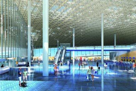 Maldiv adalarında möhtəşəm hava limanı inşa edəcək - 5