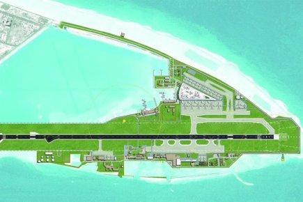 Maldiv adalarında möhtəşəm hava limanı inşa edəcək - 6