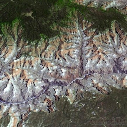 Yer kürəsinin onlayn 3D xəritəsi yaradılıb - 3