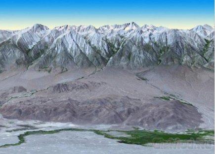 Yer kürəsinin onlayn 3D xəritəsi yaradılıb - 5
