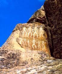 Qobustandakı qayaüstü rəsmlər və qədim mağaralarda təhlükə yaranması təsdiqləndi - 1