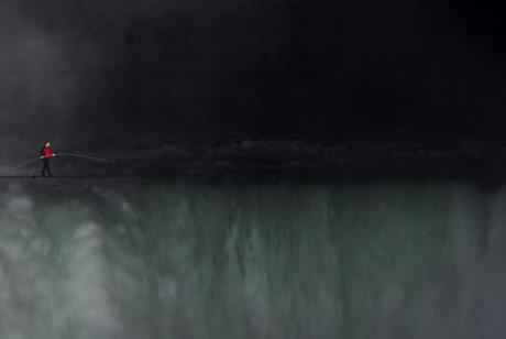 Nik Valenda və ya Niagaranın yeni qəhramanı - 1
