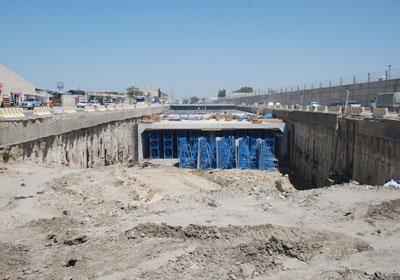 Bakıda 780 metr uzunluğunda tunel tikilir - 1