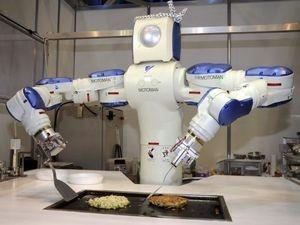 Böyük Britaniyada kompüter və robotlar insanların 35%-ni işsiz qoyacaq - 1