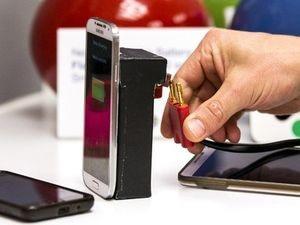 Telefonların batereyasını 30 saniyəyə doldurmaq mümkündürmü? - 1