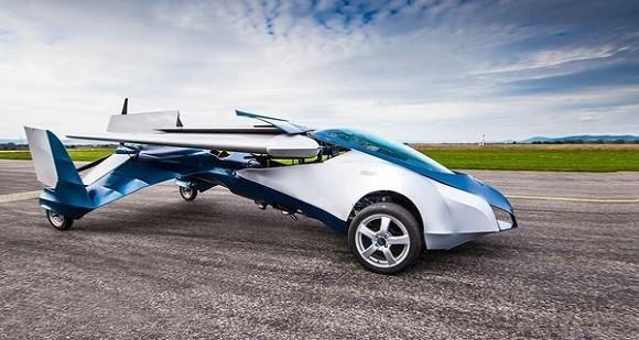 2017-ci ildə uçan avtomobil ala biləcəyik - 1