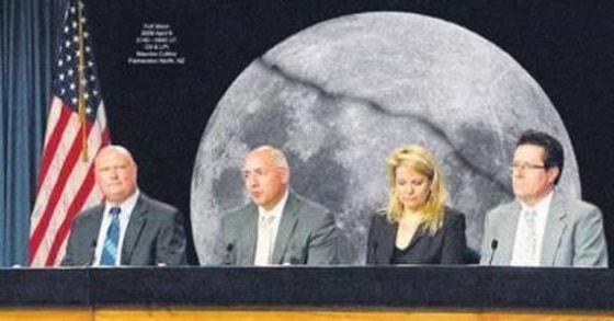 Ay parçalanır - 1