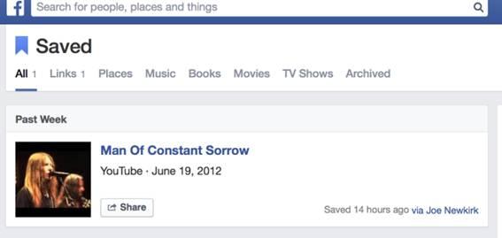Facebook-dan yeni bir üstünlük - 1
