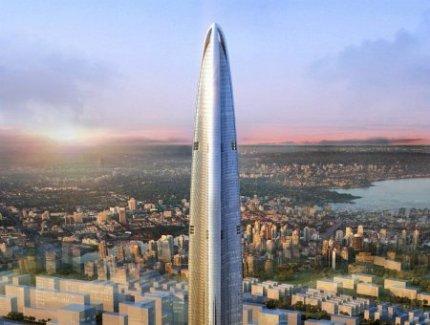 Çində dünyanın ən yüksək və ən möhtəşəm binalarından biri tikəcək - 1