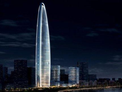 Çində dünyanın ən yüksək və ən möhtəşəm binalarından biri tikəcək - 2