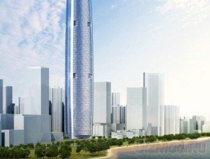 Çində dünyanın ən yüksək və ən möhtəşəm binalarından biri tikəcək - 3