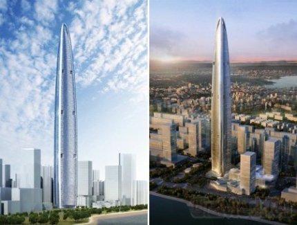 Çində dünyanın ən yüksək və ən möhtəşəm binalarından biri tikəcək - 5