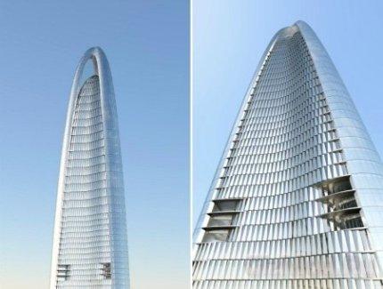 Çində dünyanın ən yüksək və ən möhtəşəm binalarından biri tikəcək - 6